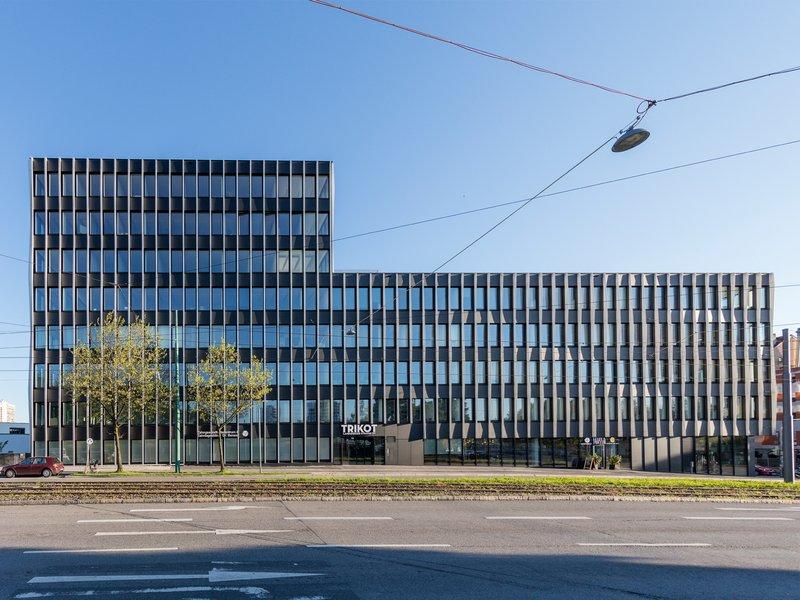 GOETZ CASTORPH: Trikot Office - best architects 18