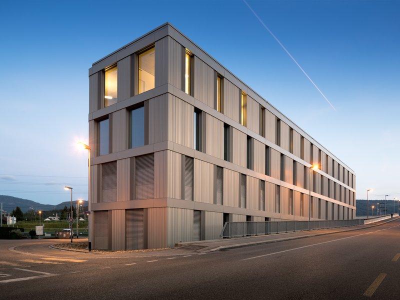 Stähelin architectes: Polyadès - best architects 18