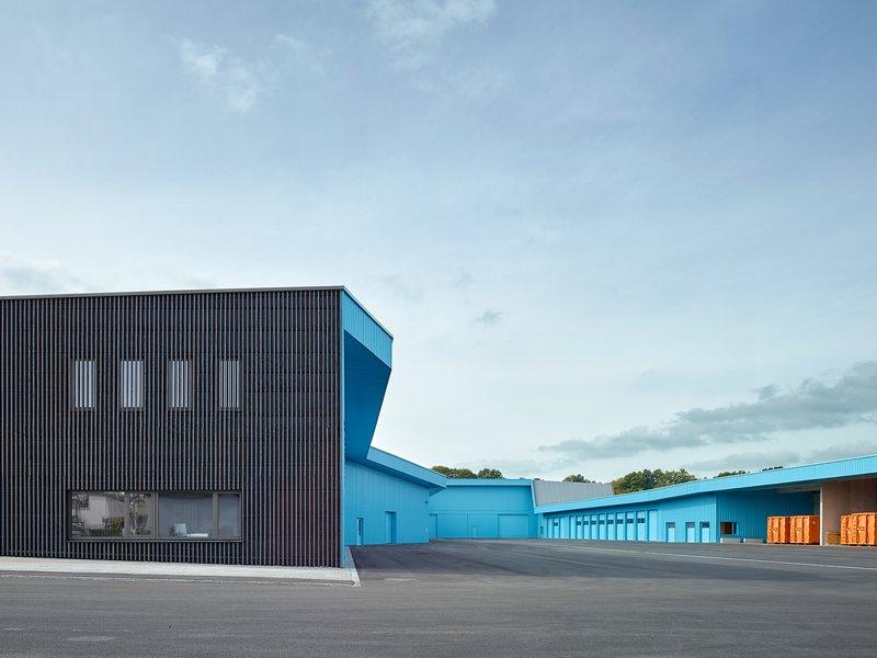 KNERER UND LANG: Wertstoffhof und Straßenreinigungsdepot Nord - best architects 18