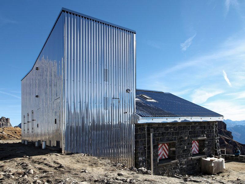 bonnard wœffray architectes: Cabane Rambert - best architects 18