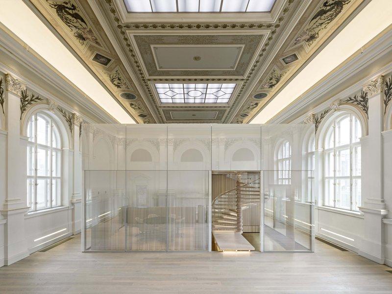 BEHF Ebner Hasenauer Ferenczy: Telegraf 7 - best architects 18