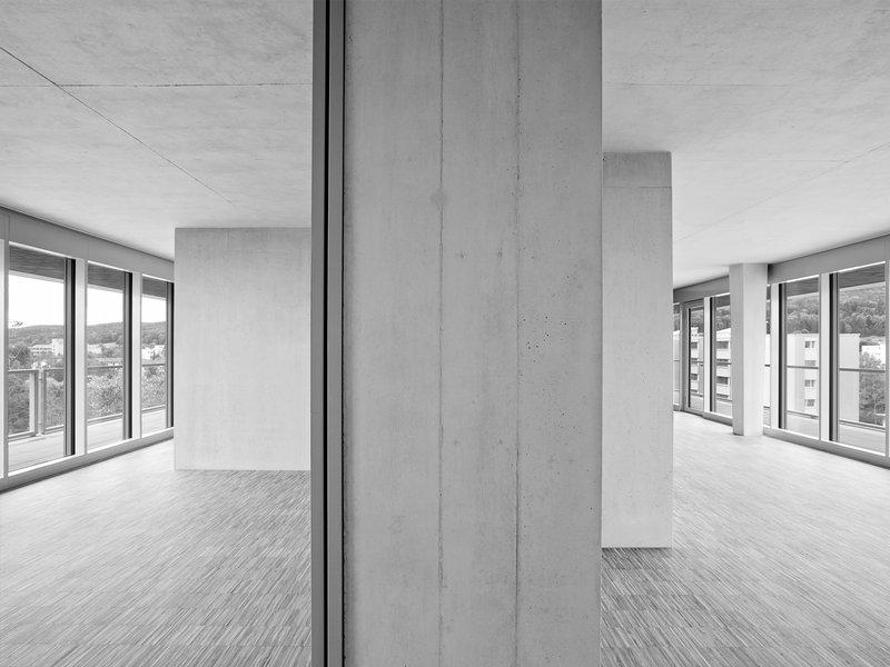 Boltshauser Architekten: Residential Tower Hirzenbach - best architects 18 in Gold