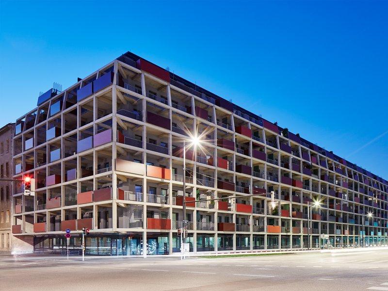 Geiswinkler & Geiswinkler: SMART-Wohnen / Wohnbebauung Hauptbahnhof / Sonnwendviertel - best architects 18