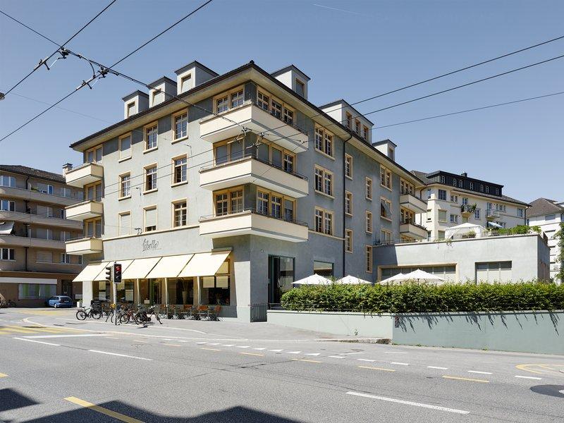GKS Architekten Generalplaner: Umbau Wohn- und Geschäftshaus Maihof - best architects 18