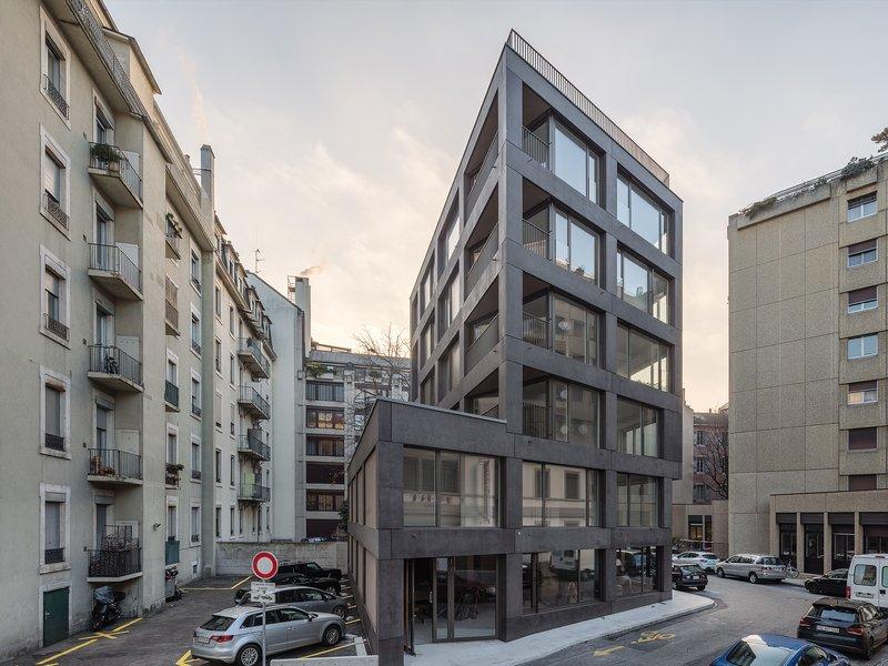 LIN.ROBBE.SEILER : Wohnungsbau BARTON - best architects 18