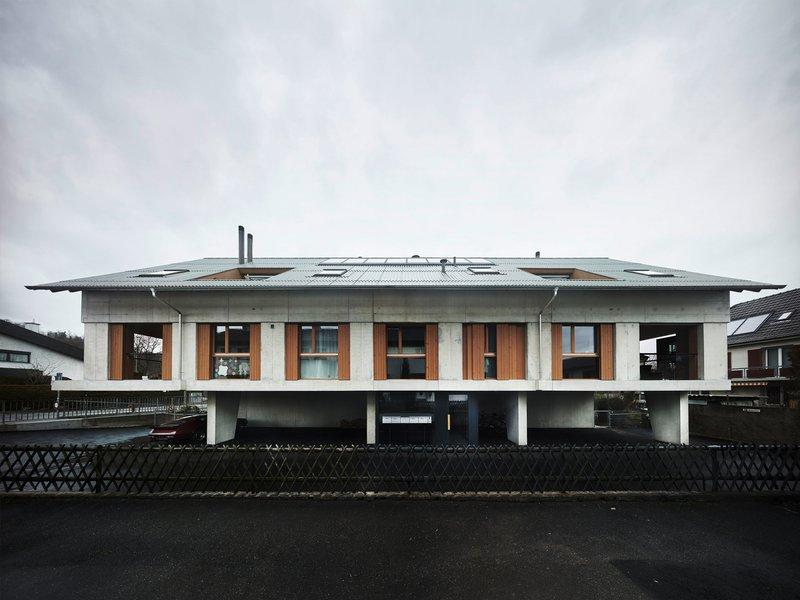 Felippi Wyssen Architekten: Mehrfamilienhaus Baselstraße - best architects 18