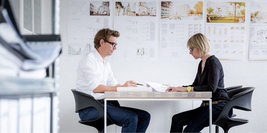 Christine und Thomas Steimle, Steimle Architekten