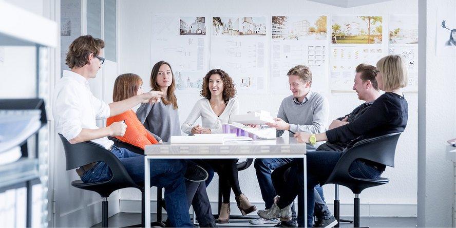 Team Steimle Architekten, Steimle Architekten