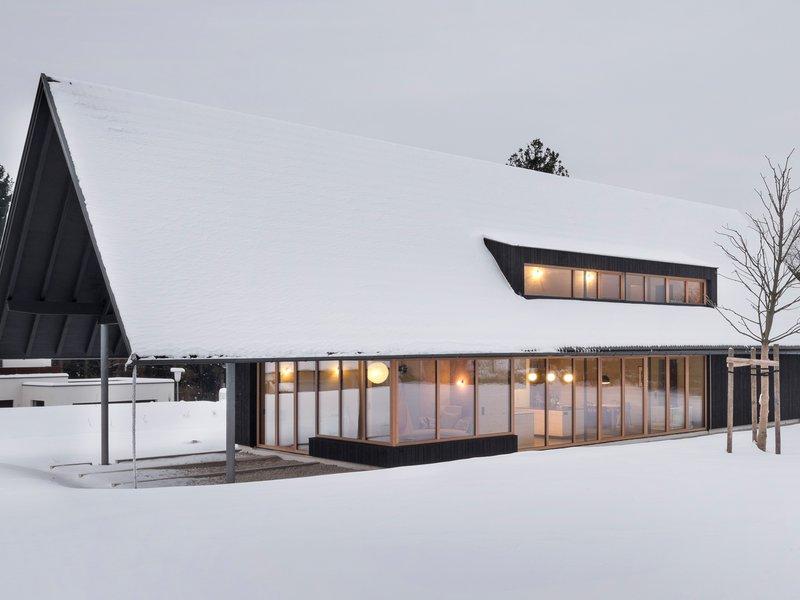 bogenfeld architektur: Haus St. Peter in der Au - best architects 18
