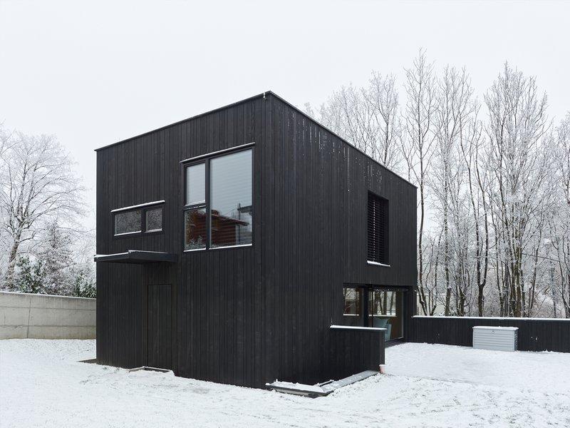pichler.architekt(en): Das kleine Schwarze - best architects 18