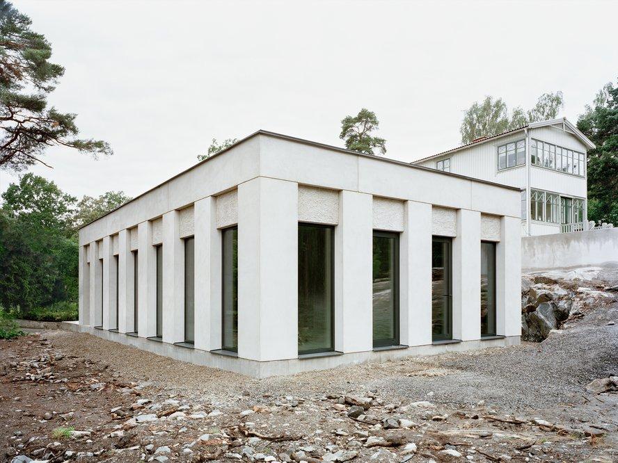 Haus Skuru Hermansson Hiller Lundberg