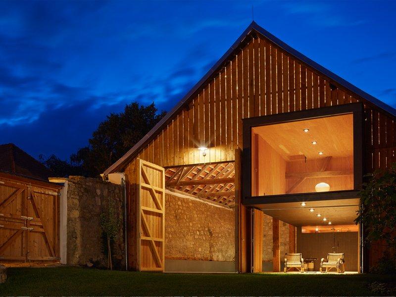 cp-architektur: Bauernhaus M1 - best architects 18