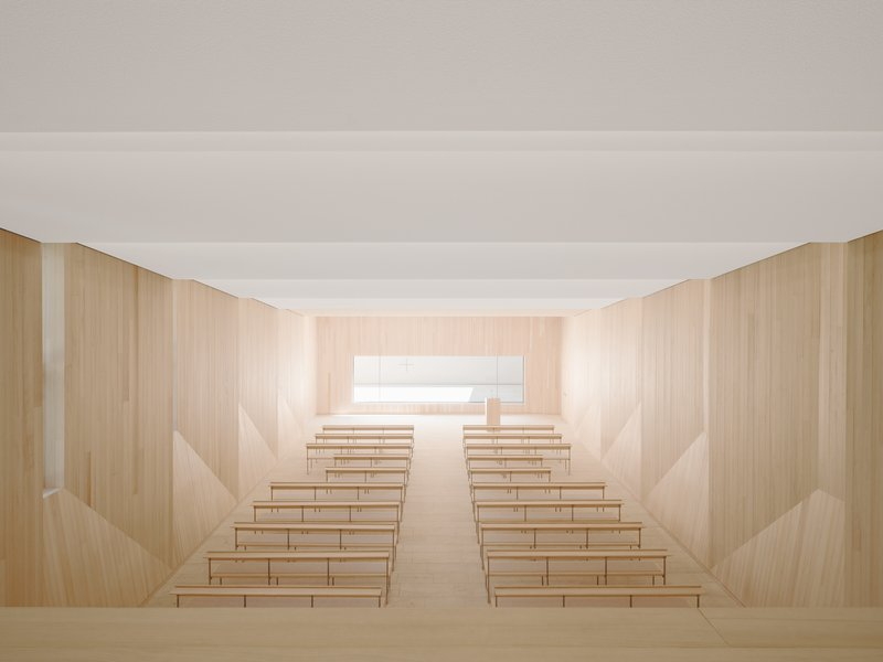 kaestle&ocker Architekten: Waldfriedhof Heidenheim / Sanierung Aussegnungshalle und Aufbahrungsgebäude - best architects 18