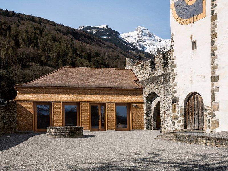 BBK Architekten: Schloss Werdenberg, Sanierung und Erweiterung - best architects 18