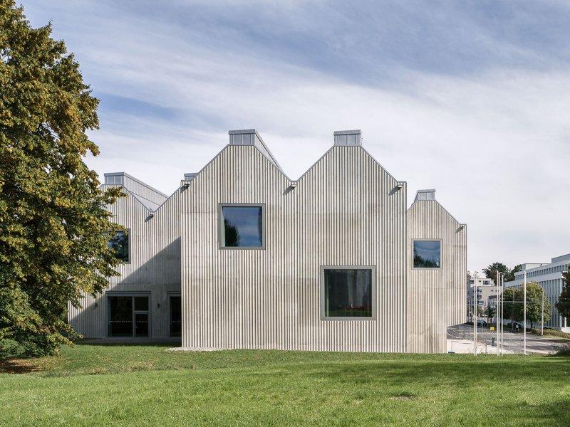 Michael Meier und Marius Hug / Armon Semadeni: Naturmuseum St. Gallen - best architects 18