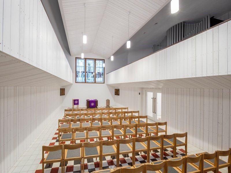 Modersohn & Freiesleben / Bayer Uhrig:  Christuskirche Bruchhof-Sanddorf - best architects 18