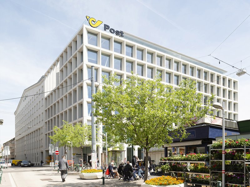 Schenker Salvi Weber Architekten / feld72: Die neue Post am Rochus – - best architects 19