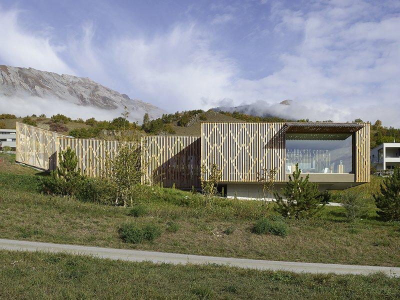Tempesta Tramparulo: Einfamilienhaus in Grimisuat - best architects 19