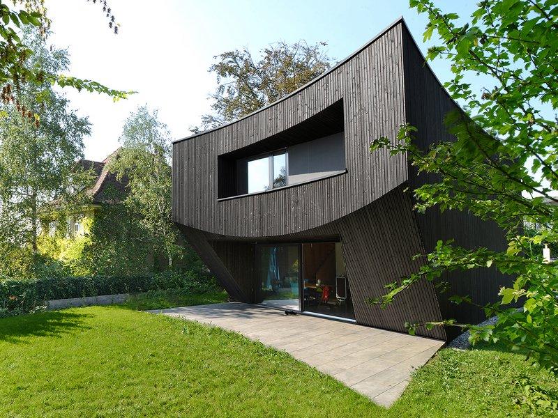Daluz Gonzalez Architekten: Casa Curved - best architects 19