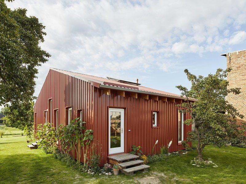 Modersohn & Freiesleben: House in Melzow - best architects 19