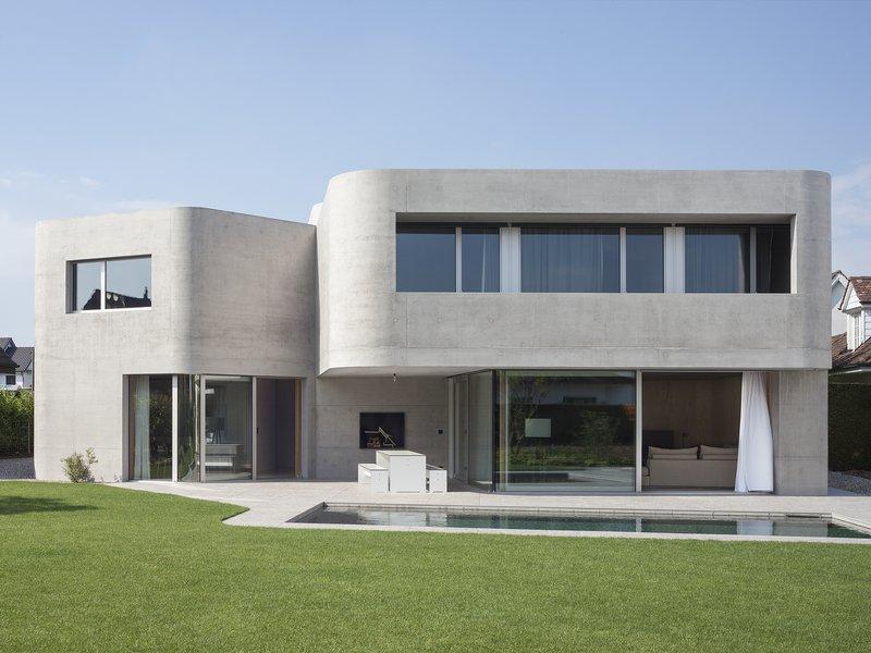 Beck + Oser Architekten: Haus Neuhofweg - best architects 19