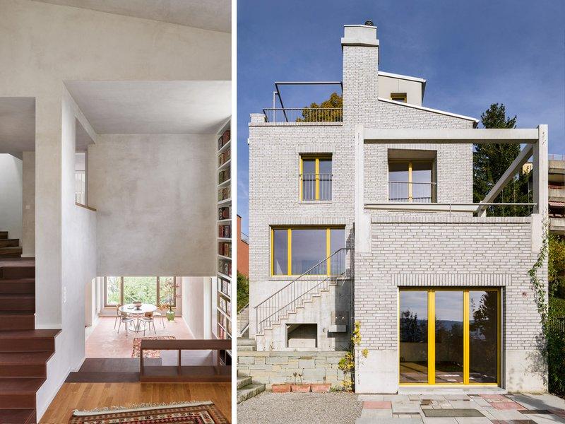 Schmid Schärer Architekten: House on Müseliweg - best architects 19 in gold