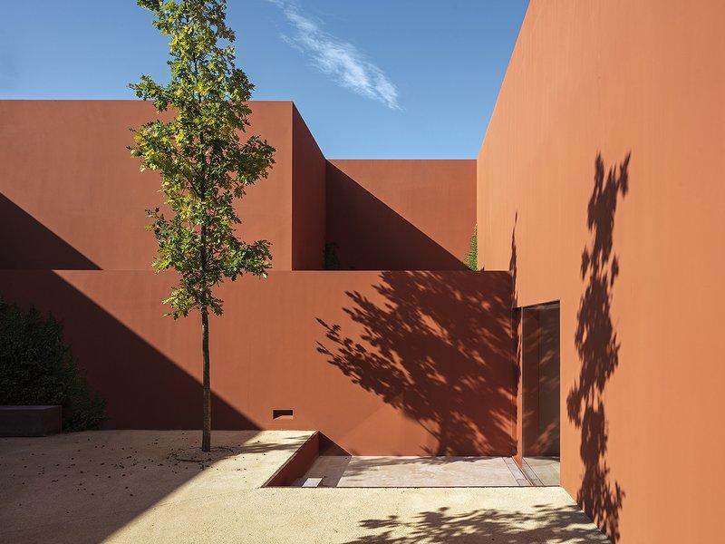 pedro domingos arquitectos: Haus in Oeiras - best architects 19