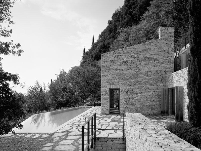 Titus Bernhard: Rustico Gargnano / Gardasee - best architects 19