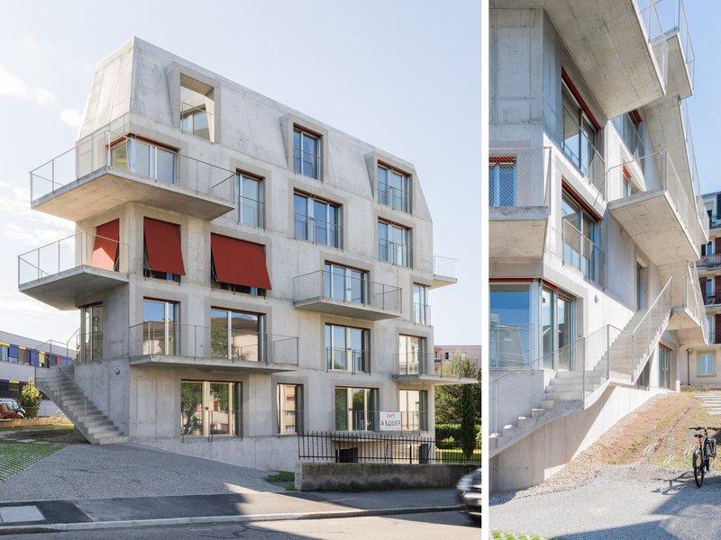 DREIER FRENZEL: Collective housing - best architects 19