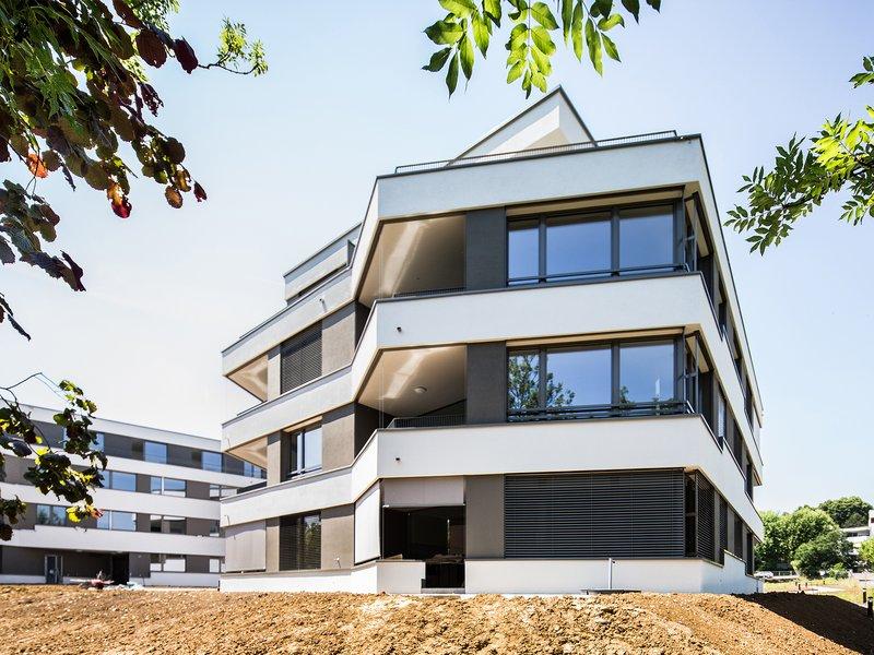Luca Selva Architekten: Neubau Wohnüberbauung Wuhrmatt - best architects 19