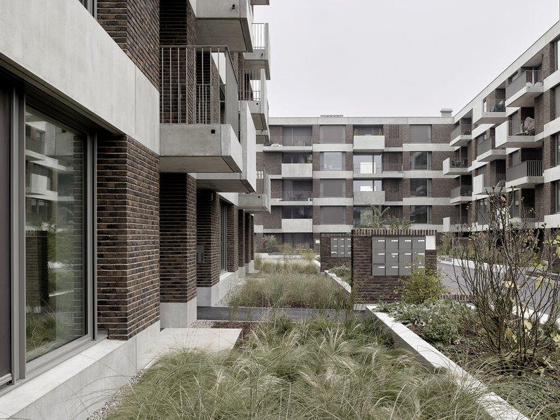 Boltshauser Architekten: Residential complex Wülflingen - best architects 19