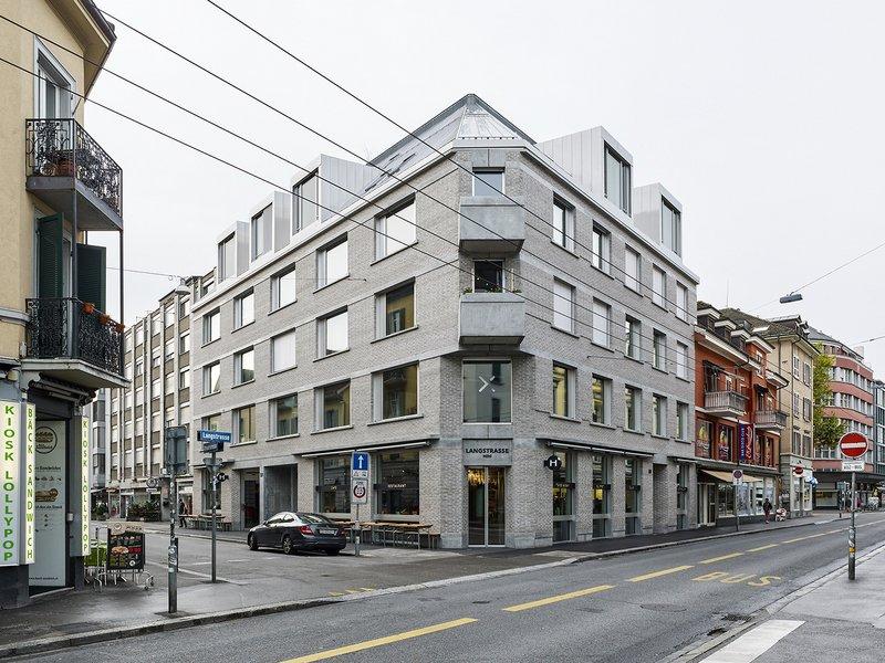 Penzel Valier: Haus Langstrasse - best architects 19