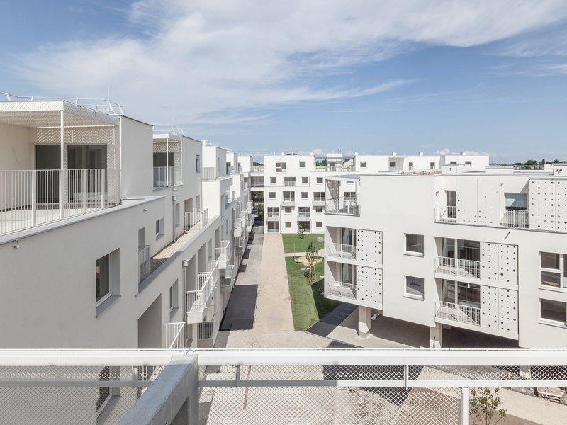 NERMA LINSBERGER: M GRUND – Sozialer Wohnungsbau Mühlgrund - best architects 19