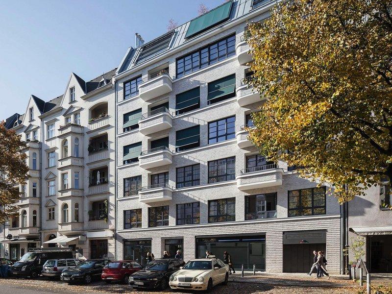 Wiegand / Hoffmann Architekten: Stadt- und Atelierhaus Knesebeckstraße 15 - best architects 19