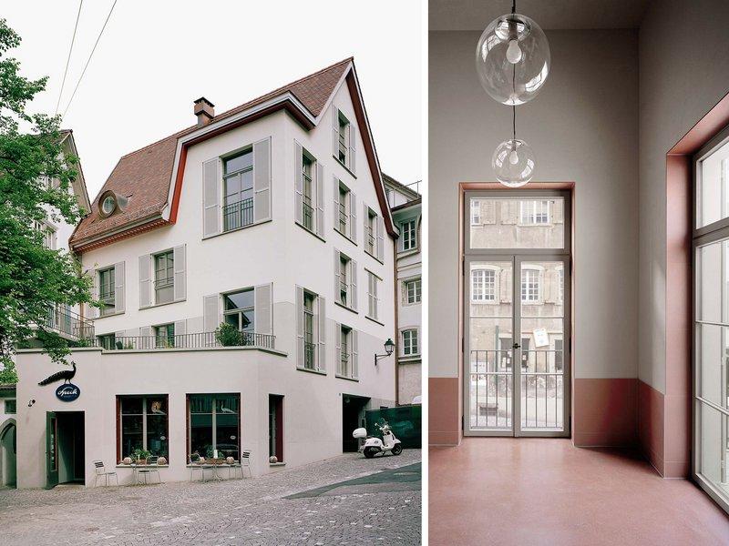 Lando Rossmaier Architekten: Haus für junge Menschen - best architects 19