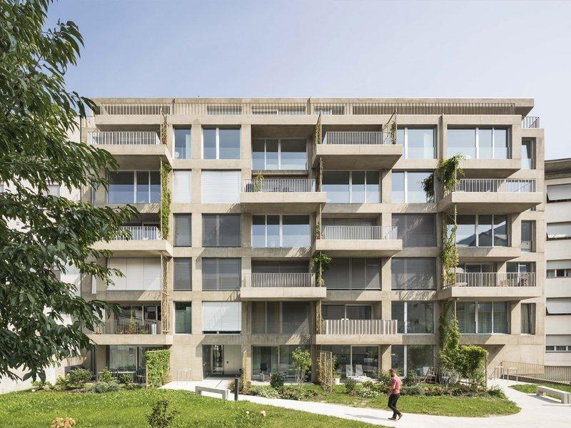 François Meyer Architecture: Dixence apartment building - best architects 19