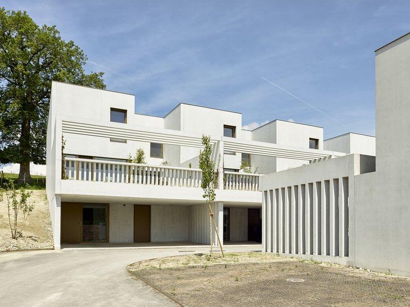 MHPM architectes: Les Villas Patios - best architects 19