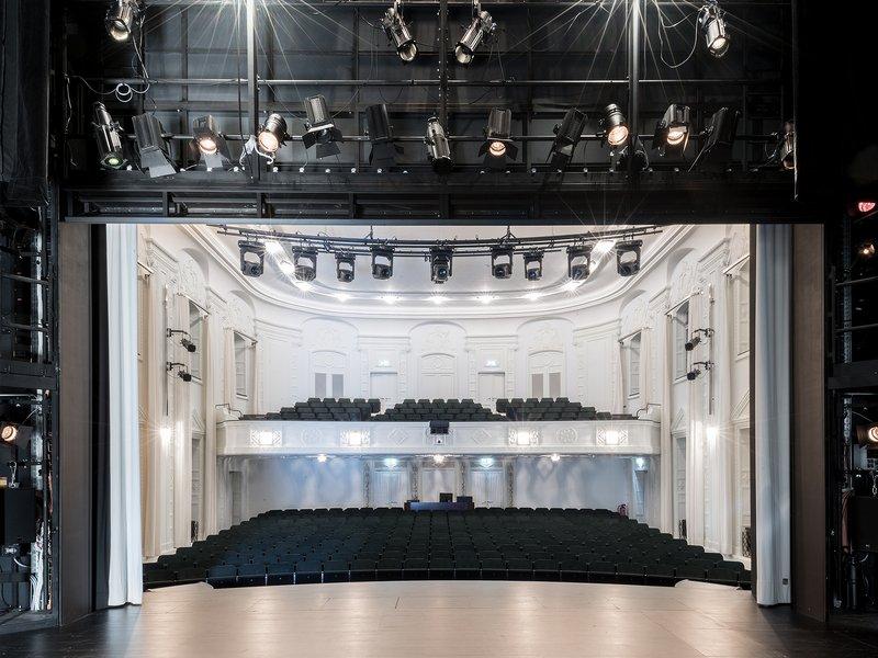 Aebi & Vincent Architekten SIA AG: Refurbishment of the Stadttheater Langenthal - best architects 19