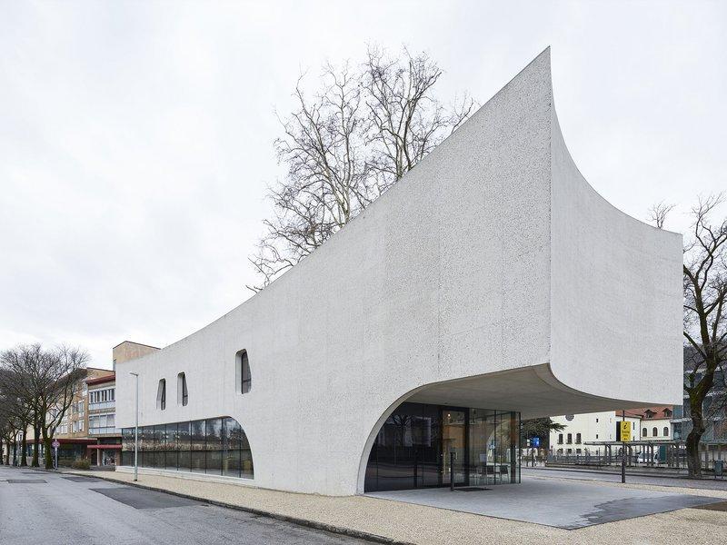 MoDus Architects attia-Scagnol: Touristeninformationszentrum - best architects 19