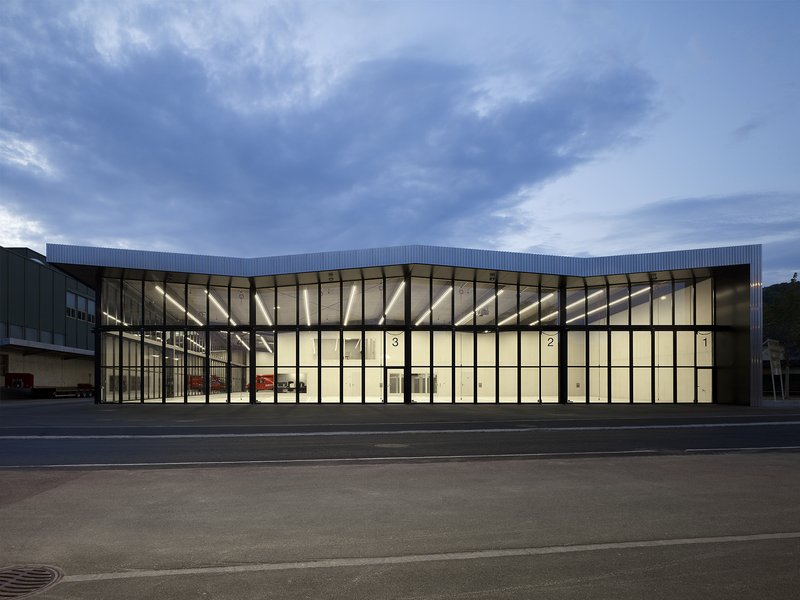 kit: Fire and Rescue Centre - best architects 19