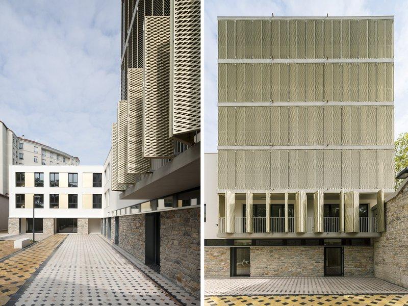 A-MAS: CHRS Richelieu - best architects 19