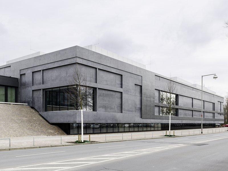 Meili & Peter Architekten: Sprengel Museum Hanover - best architects 19