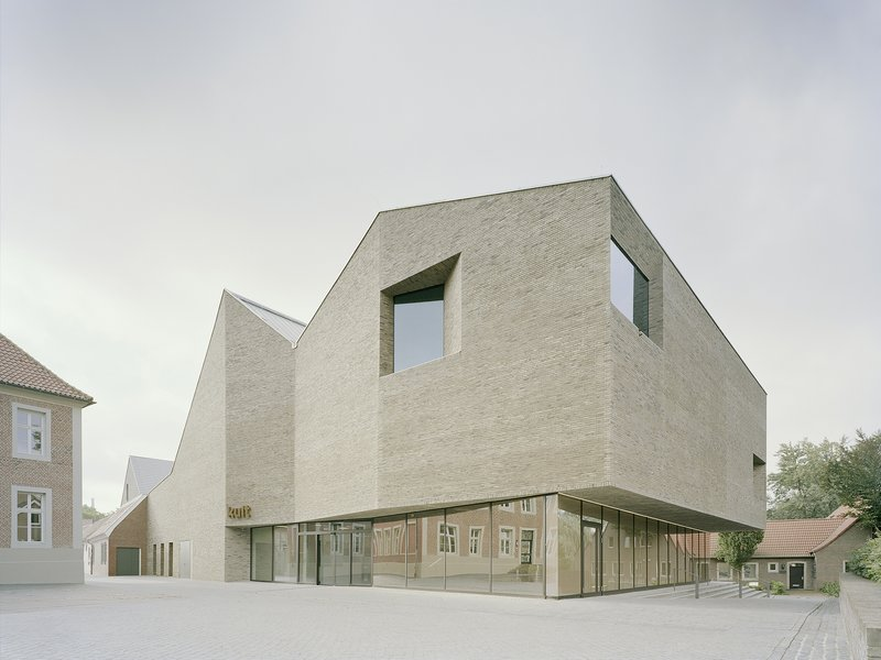 Pool Leber Architekten / Bleckmann Krys Architekten: «kult» Westmünsterland Cultural History Centre  - best architects 19