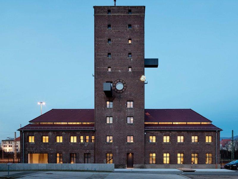 AAg Loebner Schäfer Weber Freie Architekten: Tankturm - best architects 19