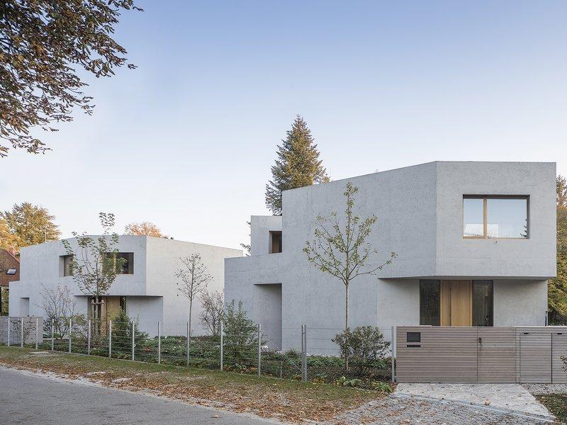 Unterlandstättner Architekten: Monolithisches Ensemble - best architects 20