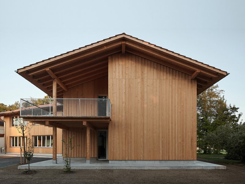 luna productions: Wohnhaus vis-à-vis - best architects 20