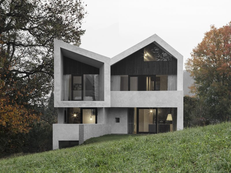 bergmeisterwolf architekten: Villa Berchtold - best architects 20