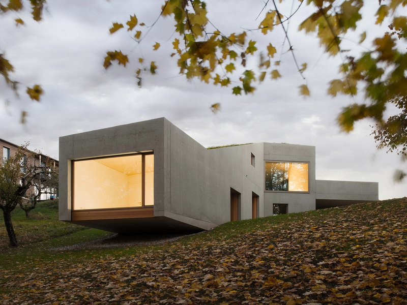 LINK ARCHITECTES: villa T - best architects 20
