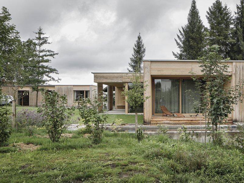 LP architektur: Doppelhaus Trausner - best architects 20