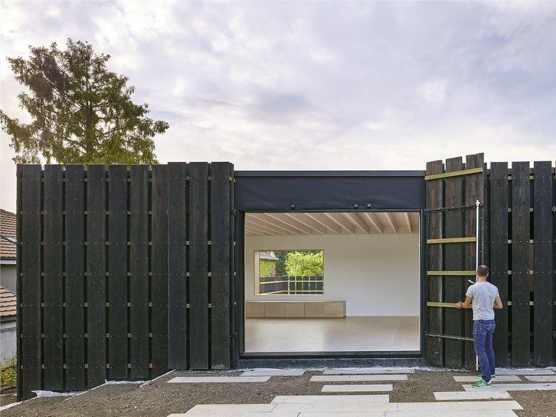bunq architectes SA: Einfamilienhaus in Corsier - best architects 20